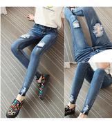 quần jeans skinny rách