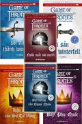 Bộ sách Trò chơi vương quyền (6 tập: 1a, 1b, 2a, 2b, 3a, 3b)