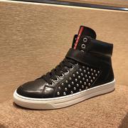 giày nam cao cổ prada 0121