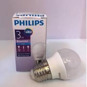Bóng đèn Philips LED ESS LEDBulb 3W đuôi E27 230V A60 ánh sáng (Trắng,Vàng)