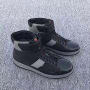 giày nam cao cổ prada 0112