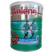 Sữa bột Anlene gold vanilla Bonemax 800g  (lon)