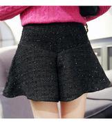 quần short nữ giả váy cá tính